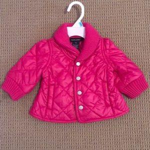 Baby girl 6m Polo Ralph Lauren Jacket
